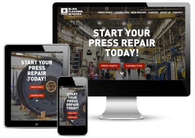 BCN Technical Services Website