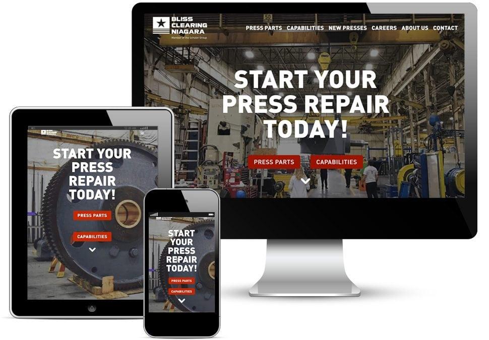 BCN Technical Services Website