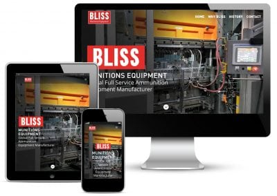 Bliss Munitions Website
