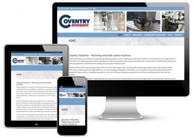 Coventry Industries Website