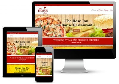 The Rose Inn Website