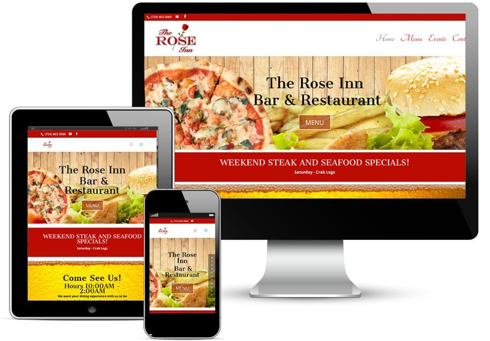 The Rose Inn Website