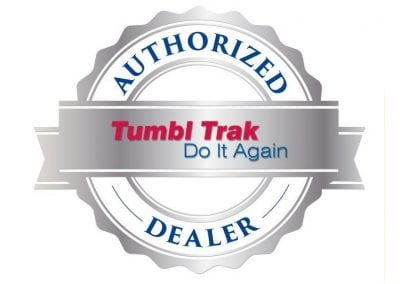 Tumbl Trak Authorized Dealer Logo