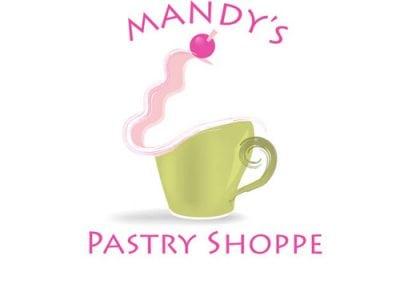 Mandy's Pastry Shoppe Logo