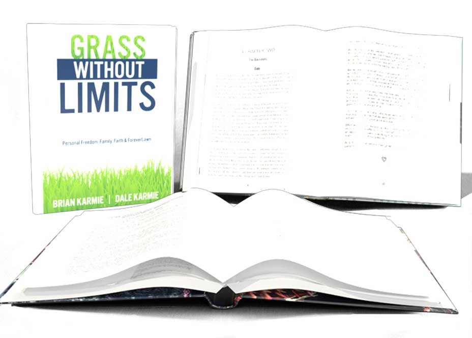 Grass Without Limits Book