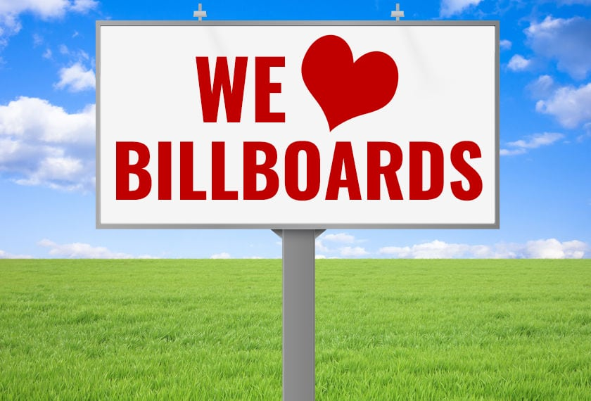Billboard Designer | Print and Digital Billboard Design | Woodchuck Arts