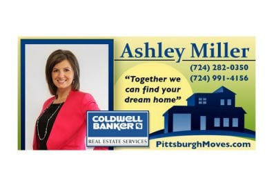 Coldwell Banker Billboard Designs