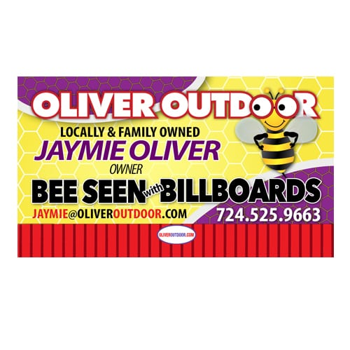 Business Cards for Jaymie Oliver
