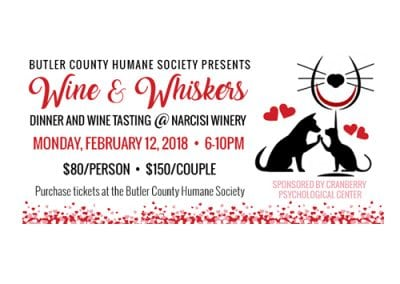 Butler County Humane Society Billboard Design