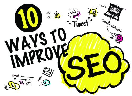 10 Tips For Improving SEO