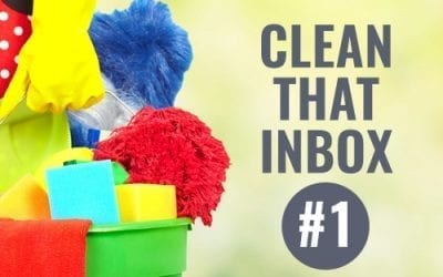 Inbox Zero #1- How to clean your inbox!