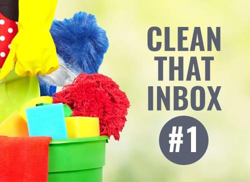 Inbox Zero #1- How to clean your inbox!