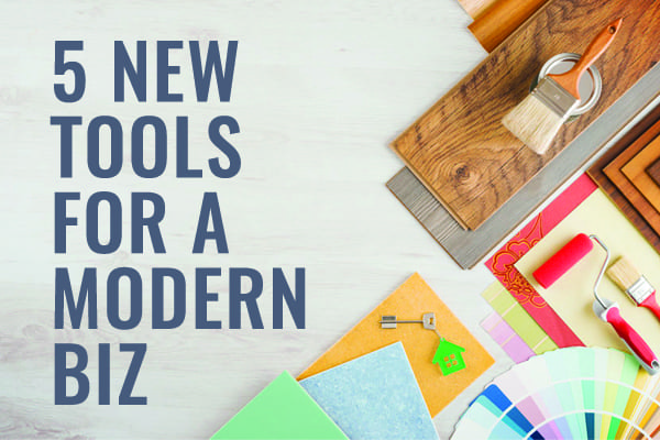 3 New Tools for a Modern Biz