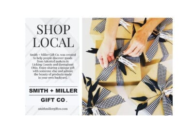 Smith + Miller Gift Co. Postcard
