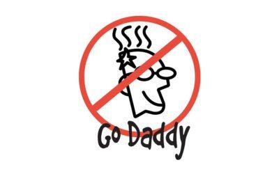 GoDaddy No Daddy